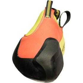 La Sportiva Maverink Junior Climbing Shoes Barn flame/sulphur